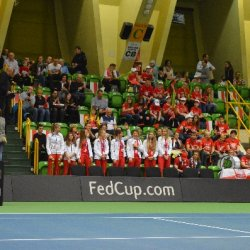 FED CUP by BNP PARIBAS Polska - Tajwan