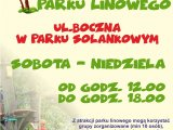 Plakat - Park Linowy