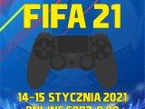 plakat ilustrujący turniej fifa 21