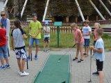 Zdjęcie ilustracyjne zawody na Mini Golfie
