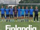 Zdjęcie poglądowe, przedstawia drużynę piłkarską.