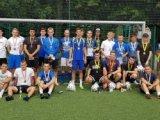 zdjęcie grupowe drużyn uczestniczących w turnieju